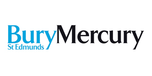 Bury Mercury logo