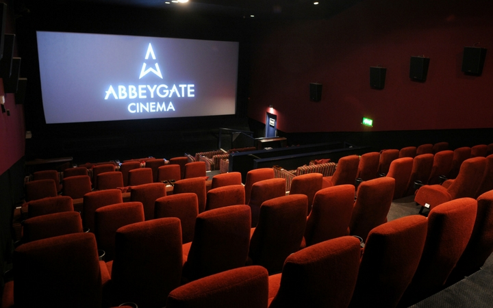 Abbeygate Cinema Screen Bury St Edmunds